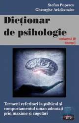 Dictionar De Psihologie Volumul Iii Litera C - Ste