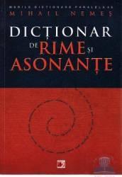 Dictionar de rime si asonante - Mihail Nemes Carti