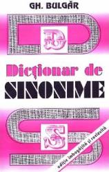 Dictionar de sinonime - Gh. Bulgar