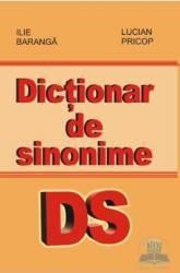 Dictionar de sinonime - Ilie Baranga Lucian Pricop