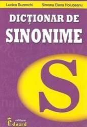 Dictionar De Sinonime - Lucica Buzenchi Simona Elena Holubeanu