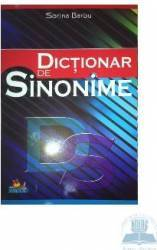Dictionar de sinonime - Sorina Barbu