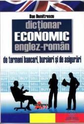 Dictionar economic englez-roman de termeni bancari bursieri si de asigurari - Dan Dumitrescu