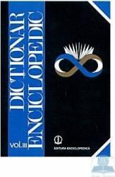 Dictionar enciclopedic - Vol III - H-K