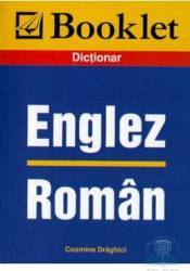 Dictionar Englez-Roman - Cosmina Draghici