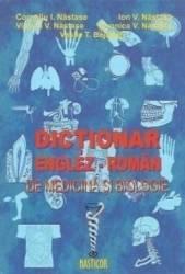 Dictionar englez roman de medicina si biologie - Corneliu I. Nastase Ion V. Nastase Carti