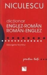 Dictionar englez-roman roman-englez - Georgeta Nichifor