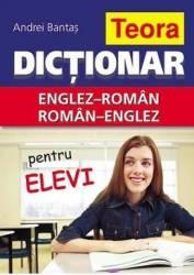 Dictionar englez roman roman englez pentru elevi - Andrei Bantas