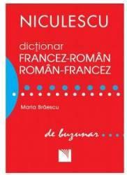 Dictionar Francez - Roman Roman - Francez De Buzun
