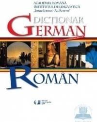 Dictionar German - Roman - Academia Romana Carti