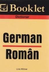 Dictionar German-Roman - Livia Wittner Carti