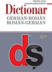 Dictionar german-roman roman-german - Cristina Rusu Sandor-Gabor Kortesi