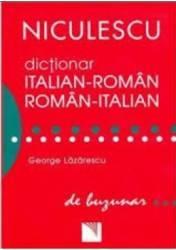 Dictionar italian-roman roman-italian de buzunar - George Lazarescu Carti