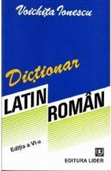 Dictionar Latin-roman  Voichita Ionescu