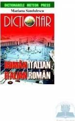 Dictionar Roman- Italian Italian-Roman - Mariana Sandulescu