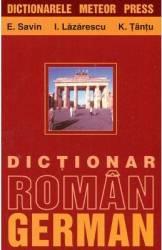 Dictionar roman-german. Ed.2015 - E. Savin Carti