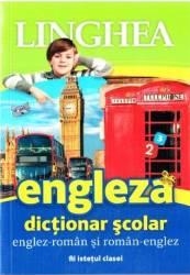 Dictionar scolar englez-roman si roman-englez