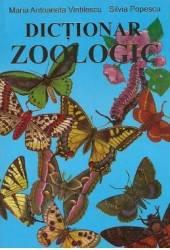 Dictionar zoologic - Maria Antoaneta Vintilescu Silvia Popescu