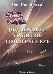Dictionarul verbelor limbii engleze - Dan Dumitrescu Carti