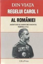 Din viata regelui Carol I al Romaniei. Partea a V-a Carti