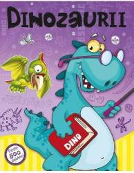 Dinozaurii - Peste 500 abtibilduri