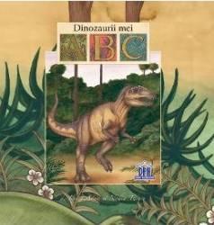 Dinozaurii mei ABC - Luisa Adam Nadia Turner