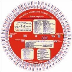 Discheta Verbelor Neregulate - Limba Engleza - Camelia Stan Dragos Stan