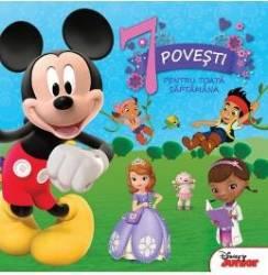 Disney - 7 Povesti Pentru Toata Saptamana