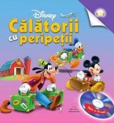Disney - Calatorii Cu Peripetii Cu Cd Audio Lectur