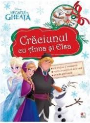 Disney - Craciunul cu Anna si Elsa