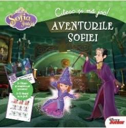 Disney - Sofia Intai. Citesc si ma joc. Aventurile Sofiei