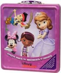Disney Cutie - Citeste Joaca-te Imagineaza-ti Cree