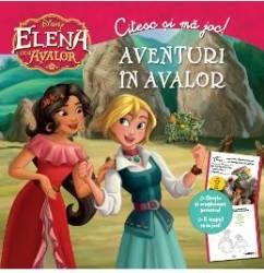 Disney Elena din Avalor - Aventuri in Avalor - Citesc si ma joc