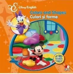 Disney English - Culori Si Forme - Colors And Shap