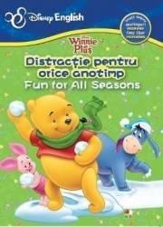 Disney English - Distractie pentru orice anotimp - Winnie de Plus Carti