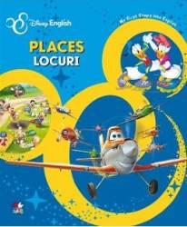 Disney English - Locuri. Places