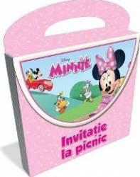 Disney Minnie - Invitatie la picnic picnic