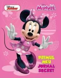 Disney Minnie - Primul meu jurnal secret