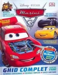 Disney Pixar. Masini 3 - Ghid complet pentru fani
