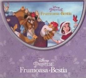 Disney Printese - Frumoasa si Bestia posetuta