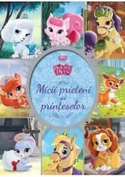 Palace pets - Micii prieteni ai printeselor