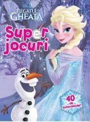 Disney Regatul de gheata - Superjocuri 40 de autocolante
