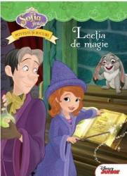 Disney Sofia Intai. Povesti si jocuri. Lectia de magie