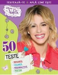 Disney Violetta - 50 de teste