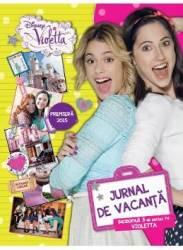 Disney Violetta - Jurnal de vacanta