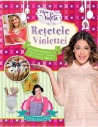 Disney Violetta - Retetele Violettei