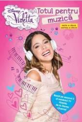 Disney Violetta - Totul pentru muzica