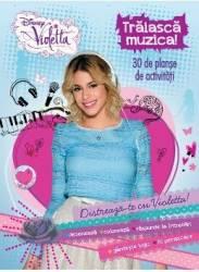 Disney Violetta - Traiasca muzica 30 de plande de activitati