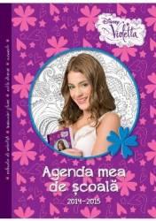 Disney Violetta. Agenda mea de scoala 2014-2015