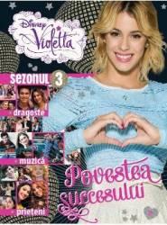 Disney Violetta. Povestea Succesului